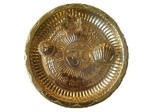 Brass Pooja Thalis