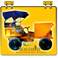 Hydraulic Mini Dumper