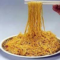 Soya Egg Noodles