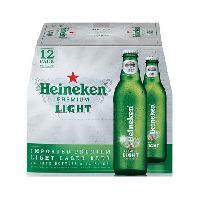 Heineken Premium Light Lager Beer