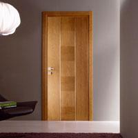 Wooden Fire Retardant Door