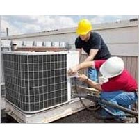 Panel Air Conditioner Installation