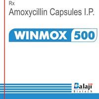 Amoxicillin Capsules