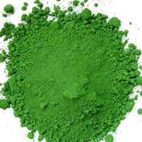 Green Chrome Oxide Powder