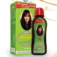 Rangoli Mehendi Hair Oil