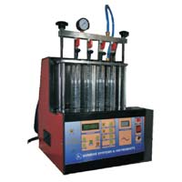 Computerised Injector Cleaning Machine