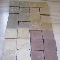 Multi Color Sandstone Cobbles
