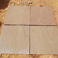 Autumn Brown Sandstone Slabs