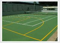 Pu Sport Floorings