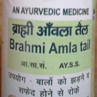 Brahmi Amla Oil
