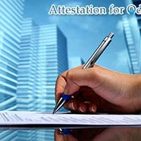 Certificate Attestation Services
