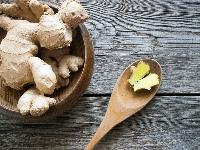 Ginger (raw and dried)