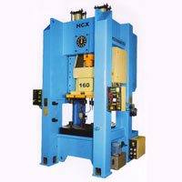 H Frame Press Machine (HCX Series)
