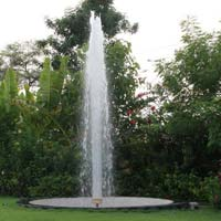 vertical fountain