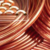 Copper Tubes For Refrigeration & Air Conditioning