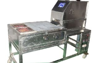 Chapati Making Machine With Grill