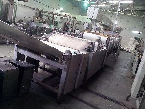 Sabudana Potato Papad Making Machine