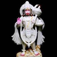 Marble Hanuman Statues