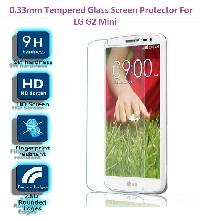 Anti Scratch Tempered Glass Screen Protector for Lg G2