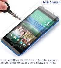 Ultra Clear 0.33mm Tempered Glass Screen Protector For Htc..