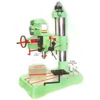 Automatic Feed Radial Drilling Machine