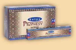 Satya Prophesy Incense Sticks