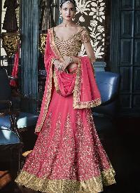 Bhagalpuri Silk Lehenga Choli