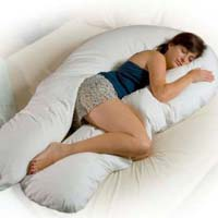 Fibre Filled Body Pillows