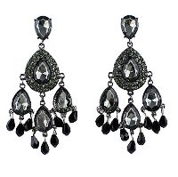 Vintage Party-Wear Royal Indian Jhumka Earrings