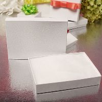 White Swirl Jewelery Box