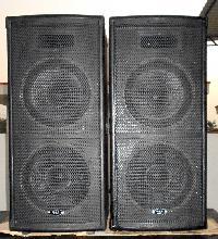 250 Watts Speaker