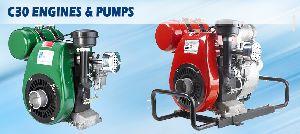 C 30 Engine Pumpset