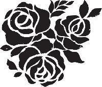 Henna Design Stencils (hds 01)