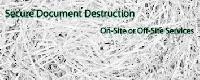 On Site Documents Destruction Service in Noida, Gurgaon, Delhi Ncr
