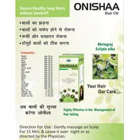 Onisha Hair Oil