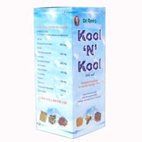 Dr.rao's Kool N Kool (herbal Treat For Summer Heat)