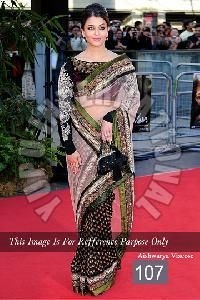 Multi Sequence Designer Sarees