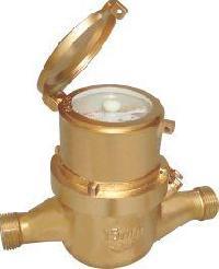 Brass Water Meter Body