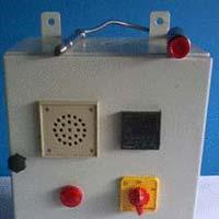 Screen Changer Pressure Alarm System