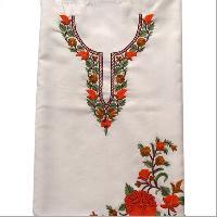 Designer Cotton Embroidery Salwar Suit