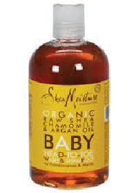 Red Flower Baby Oil