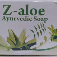 Z-aloe Ayurvedic Soap