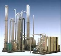 carbon dioxide gas generation plant