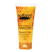 Nature Gold Face Wash