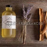 Tulsi Body Massage Oil