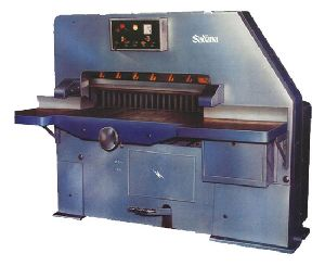 Fully Automatic Non Programmable Paper Cutting Machine