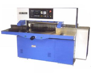 Fully Automatic Programmable Paper Cutting Machine