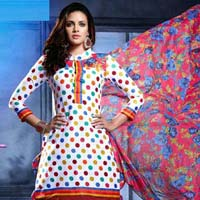 Cotton Printed Patiala Suit