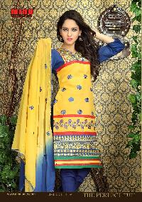 Limelight Embroidered Salwar Suit