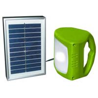Solar Led Lantern With Mobile Charger